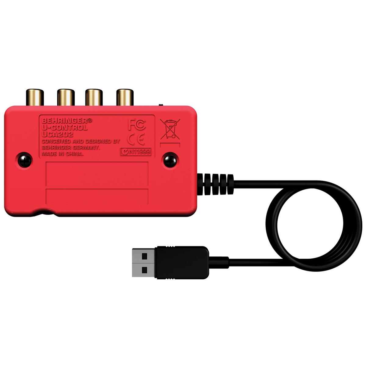 Interface de audio - UCA222 - Behringer