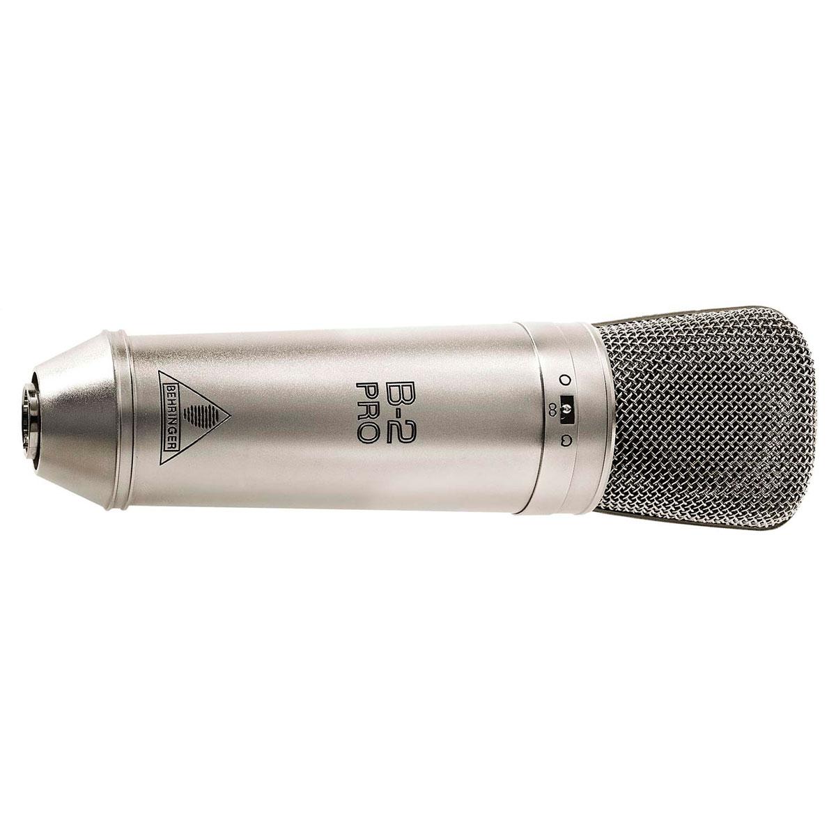 Microfone c/ Fio Condensador - B 2 Pro Behringer
