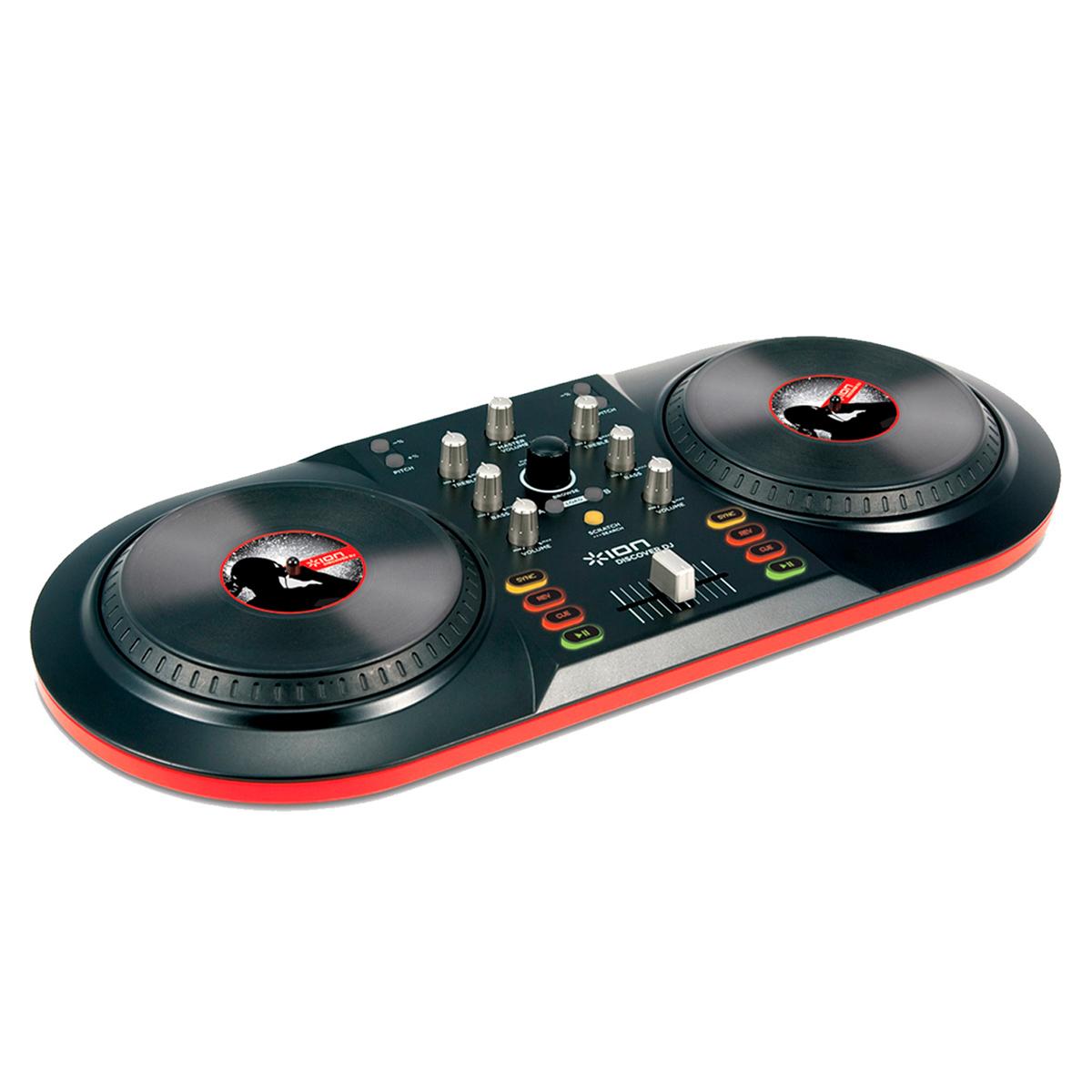 Controladora DJ c/ USB DJ ION