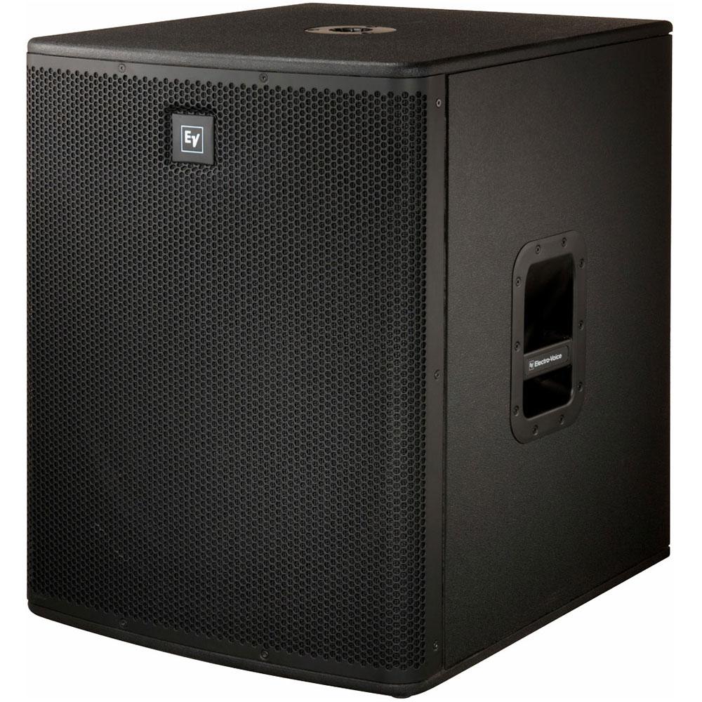 Caixa Acústica Electrovoice Ativa 700 W Rms Elx118p