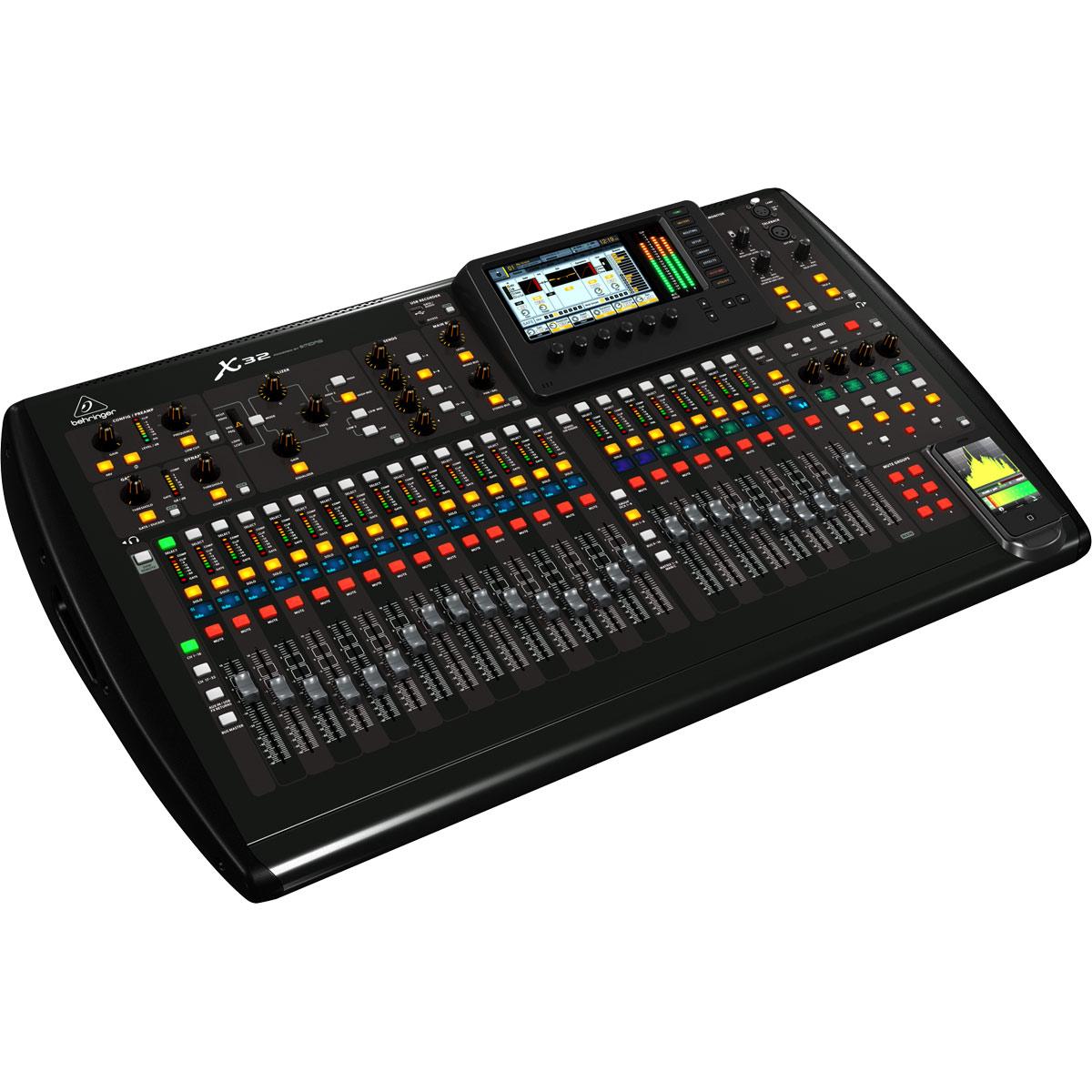 Mesa de Som Digital X32 Behringer