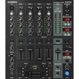 Mixer DJ 5 Canais Pro Mixer DJX 750 - Behringer