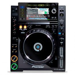 CDJ Player c/ USB CDJ 2000 - Pioneer