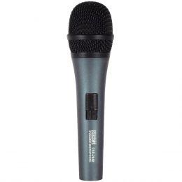 Microfone c/ Fio de Mão Dinâmico - 204 X CSR