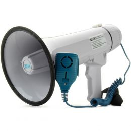 Megafone 20W c/ Microfone de Mão e Sirene HMP 1503 - CSR