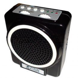 Kit Professor Portátil (Caixa Fal 3 Pol + Microfone c/ Fio) c/ USB - BW 700 USB CSR