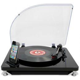 Toca Discos / Pick-up p/ iPad, iPod Touch e iPhone iLP USB - ION