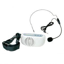 Kit Professor Portátil (Caixa Fal 2,5 Pol 7W + Microfone c/ Fio ) - BW 500 X CSR