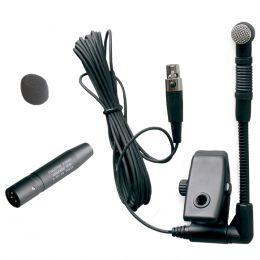 Microfone c/ Fio Condensador p/ Saxofone - EM 715 Yoga