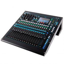 QU16 - Mesa de Som / Mixer Digital 16 Canais 12 Saídas QU 16 - Allen Heath