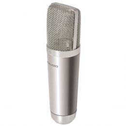 Microfone c/ Fio Condensador - Nova M-Audio
