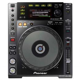 CDJ850 - CDJ Player c/ USB CDJ 850 Preto - Pioneer