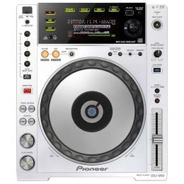 CDJ850 - CDJ Player c/ USB CDJ 850 Branco - Pioneer