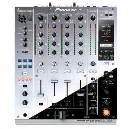 Mixer DJ 4 Canais c/ USB DJM900NXS Prata - Pioneer
