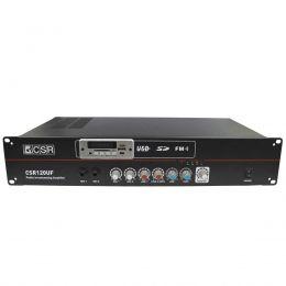 Amplificador de Potência CSR120UF 120W 8 Ohms USB CSR