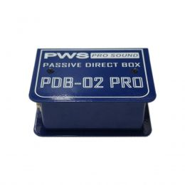 Direct Box Passivo PDB02 PRO - PWS