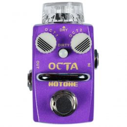 Pedal Octave p/ Guitarra - SOC 1 Hotone