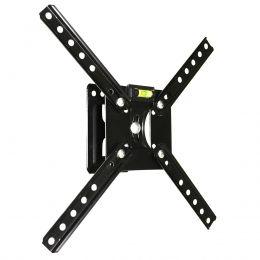 Suporte de Parede Articulado p/ TV 10 a 55 Pol LCD / LED / 3D - SBRP 120 Brasforma