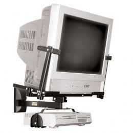 Suporte de Parede p/ TV/DVD 14 a 21 Pol CRT / Plana / Slim - SBR 1.1 Brasforma