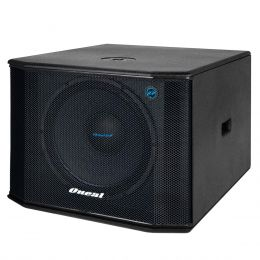 Subwoofer Ativo Fal 15 Pol 600W - OPSB 2215 Oneal