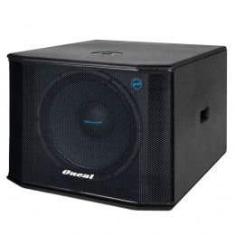 Subwoofer Amplificado Oneal Fal 18 Pol 600W OPSB 2218