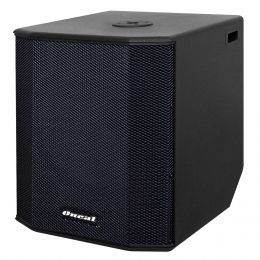 Subwoofer Passivo Fal 18 Pol 450W - OBSB 2800 Oneal