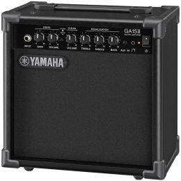 Cubo Ativo p/ Guitarra Fal 6,5 Pol 15W - GA 15 II Yamaha