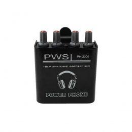 Amplificador p/ Fone de Ouvido 2 Canais - PH 2000 PWS