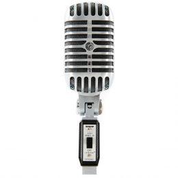 Microfone c/ Fio de Mão Dinâmico - UNIDYNE 55 SH SERIES II Shure