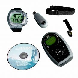 GNGPS001 - GPS PORTÁTIL GN GPS 001 - CSR