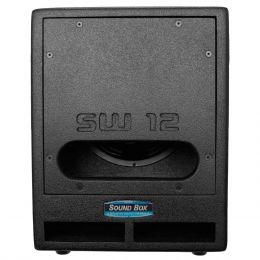 Subwoofer Ativo Fal 12 Pol 500W - SW 12 SoundBox