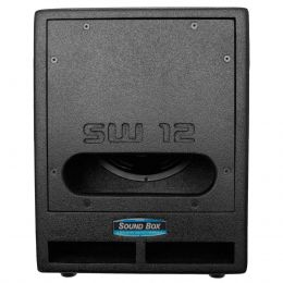 Subwoofer Ativo Fal 12 Pol 500W - SW 12 SoundBox