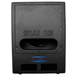 Subwoofer Passivo Fal 15 Pol 600W - SW 15 SoundBox