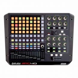 APC40 - Controlador MIDI / USB p/ Ableton Live APC 40 - AKAI