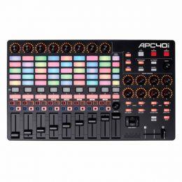 Controlador MIDI  USB p Ableton Live APC 40 MK II - AKAI