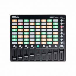 Controlador MIDI  USB p Ableton Live APC MINI - AKAI