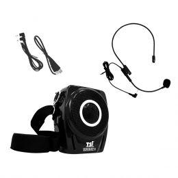 Kit Professor Portátil (Caixa 18W + Microfone c/ Fio) Supervoz III - IE 8 M TSI