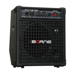 Cubo Ativo p/ ContraBaixo Fal 12 Pol 150W Impact Bass - CB 150 Borne