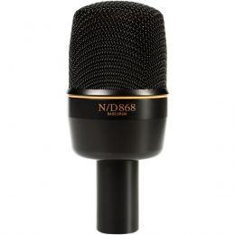 Microfone c/ Fio Dinâmico p/ Instrumentos - ND 868 Electro-Voice