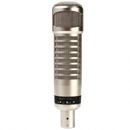 Microfone c/ Fio Dinâmico p/ Estúdio - RE 27 ND Electro-Voice