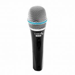 Microfone c/ Fio de Mão Dinâmico - SML 48 SP Lyco