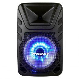 Caixa Portátil Fal 10 Pol 110W c/ USB / Bluetooth / Bateria - OMF 405 Oneal