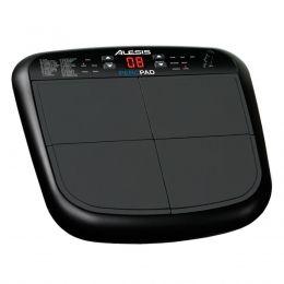 Percussão Eletrônica c/ 25 Timbres / 4 PADs / MIDI - PercPad Alesis