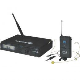 Microfone s/ Fio Headset / Lapela / Instrumento / UHF - UHX PRO 01 HLI Lyco