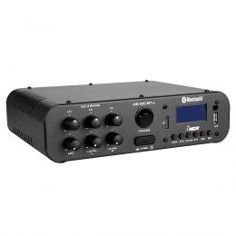 Amplificador Som Ambiente 60W 4 Ohms c/ USB / Bluetooth - AB 100 ST BT NCA