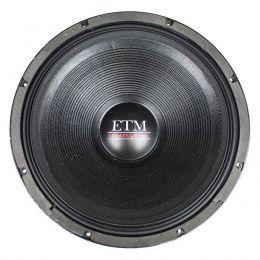 Alto Falante 18 pol 800W 8 Ohms - E 18 XPR 1 K 6 ETM