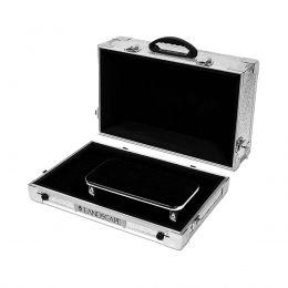Aluminum Case com base para fixação para pedais 45x30cm AC200 - Landscape