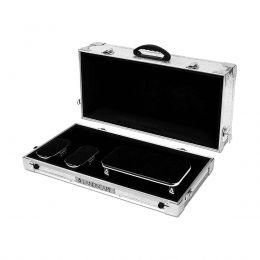 Aluminum Case com base para fixação para pedais 60x30cm AC300 - Landscape