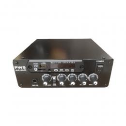 Amplificador 60W Estéreo AC-80M 4 Ohms PWS Bluetooth