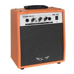 Amplificador Classic Guitar CG15 Laranja 6 Polegadas 15w 4 Ohms VOXSTORM